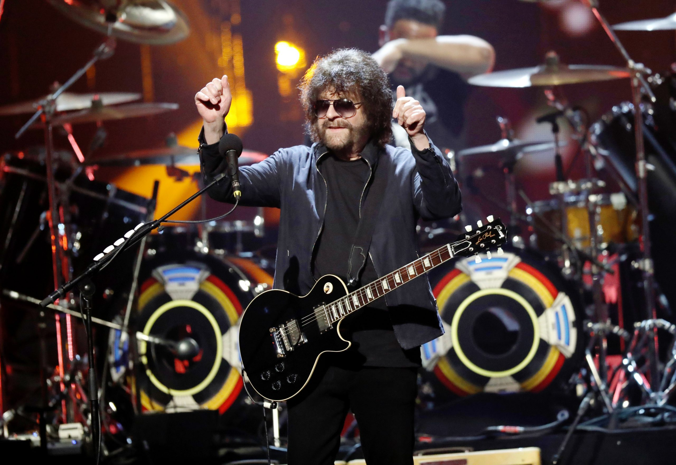What Does My Shield of Armor Have To Do With Jeff Lynne?